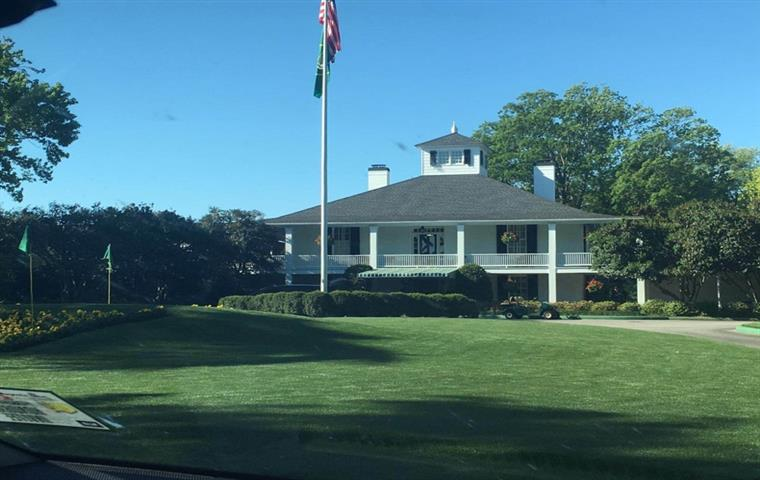 The Masters 2018 Golf Package