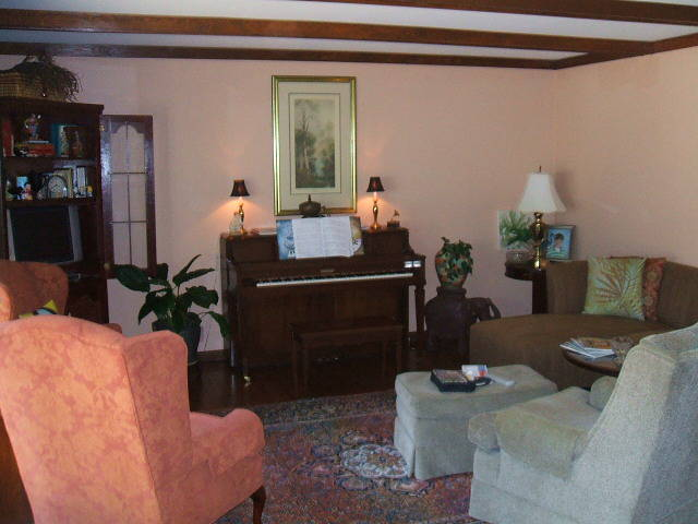 The Masters Deluxe Accommodation Lounge Room