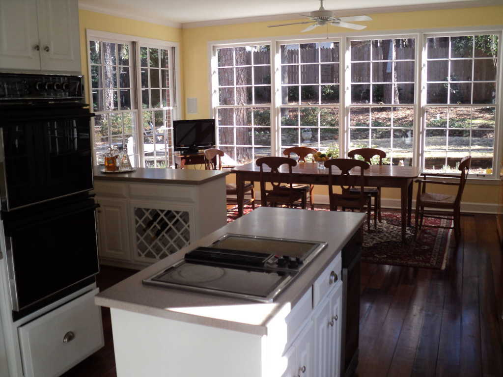 The Masters Deluxe Accommodation Kitchen