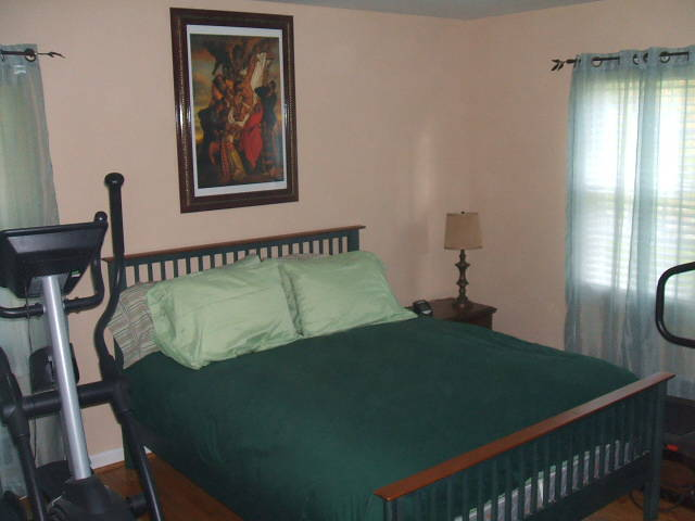 The Masters Deluxe Accommodation Bedroom