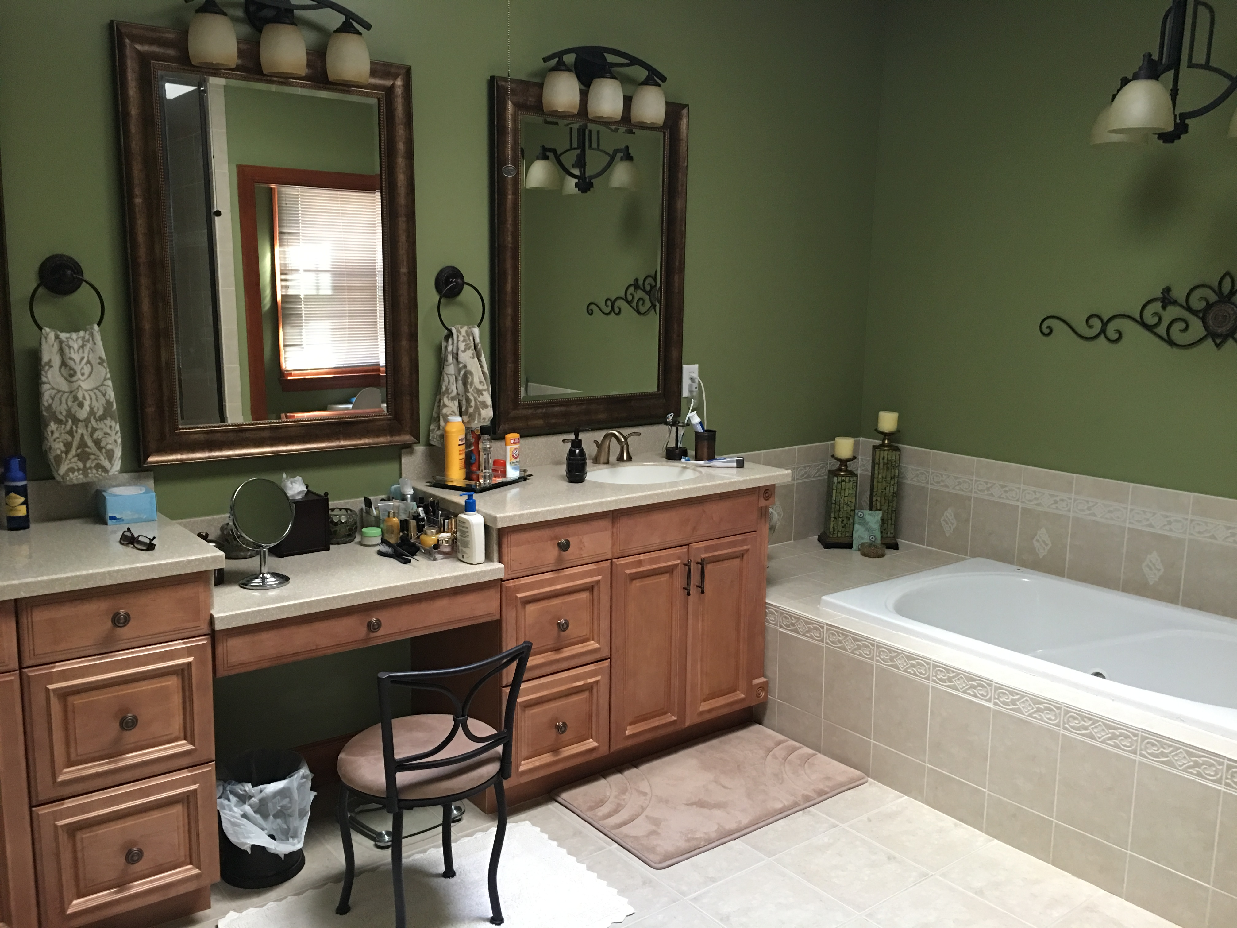 The Masters Prestige Accommodation Bathroom