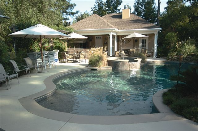 The Masters Prestige Accommodation Pool