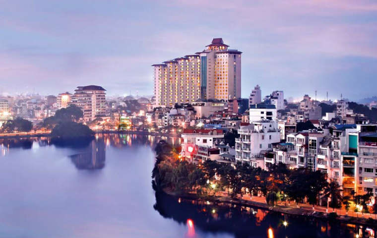 Vietnam - Hanoi and Halong Bay Golf Package