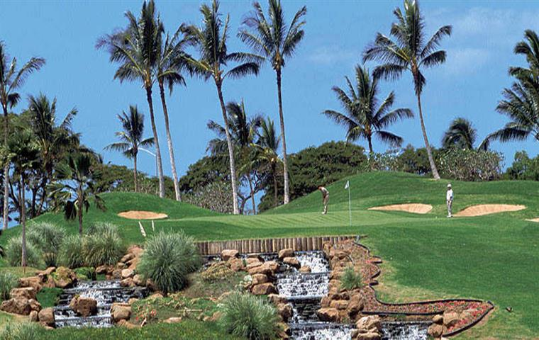 Hawaii USA Golf Tour - Ko Onlia Golf Course