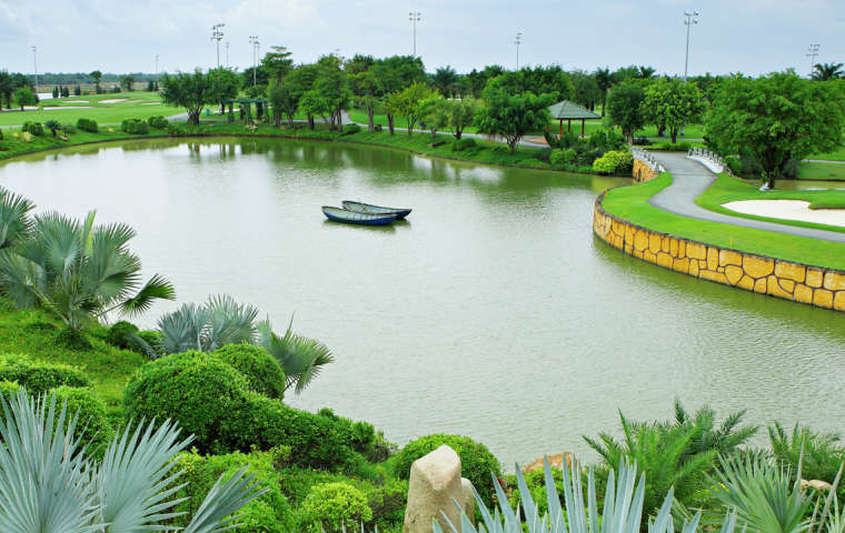 Vietnam - Long Thanh Golf Course (Lakes)