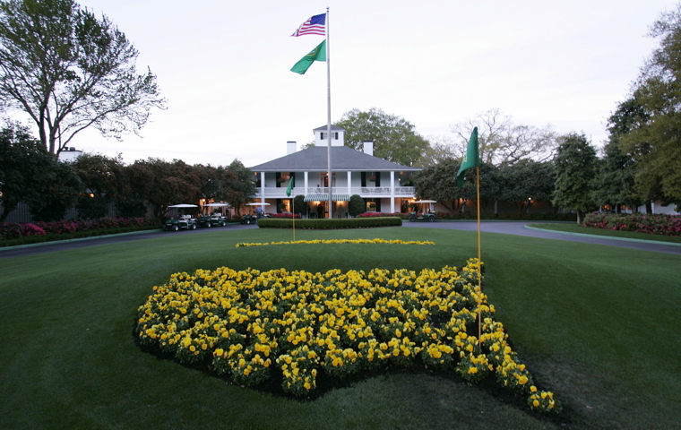 US masters Golf Tours 2018