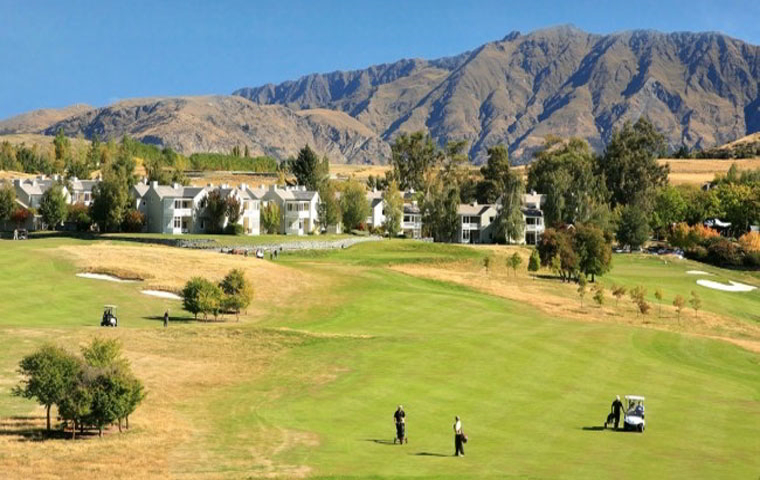 Milton Brook Golf Club - New Zealand