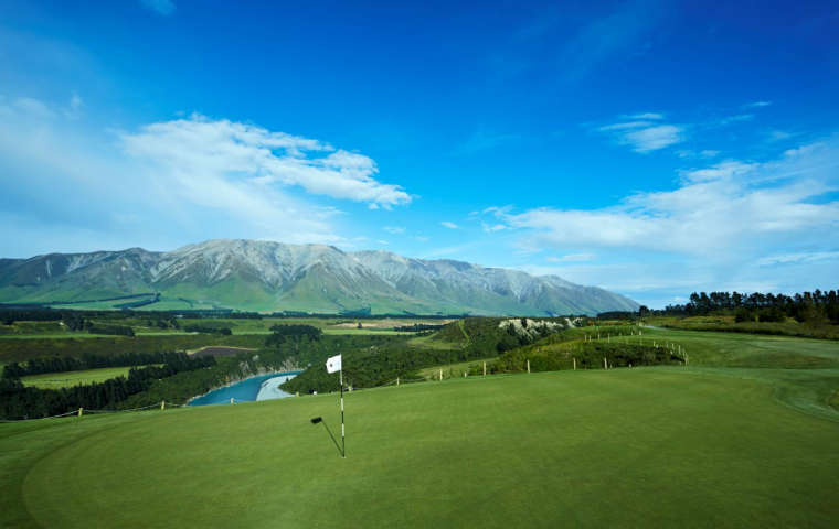 New Zealand Golf Tour - Ultimate South Experience - Terrace Downs Golf Club