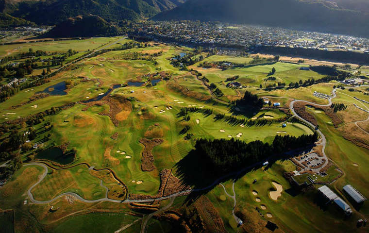 New Zealand Golf Tour - Ultimate South Experience