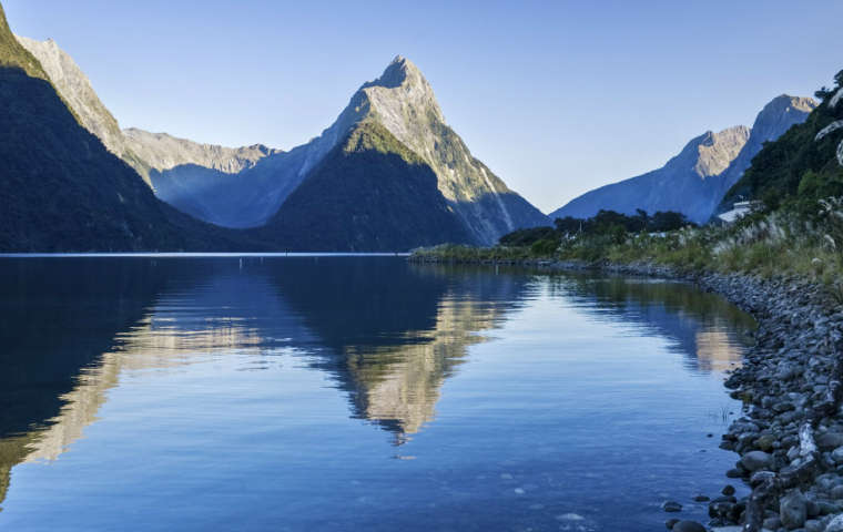 New Zealand Golf Tour - Ultimate South Experience - Milford Sound