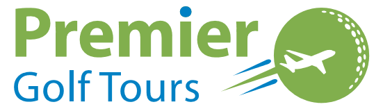 premier golf tours logo