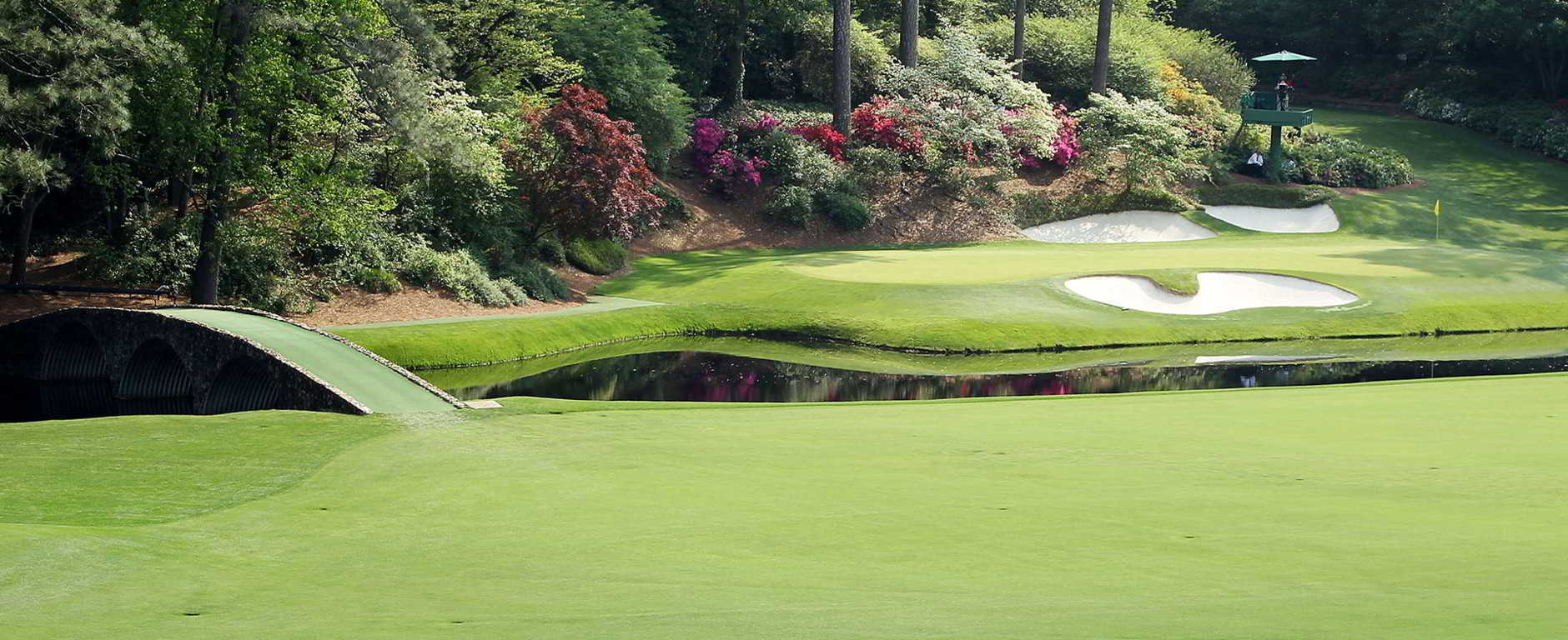 Masters Golf Tournament Travel Packages